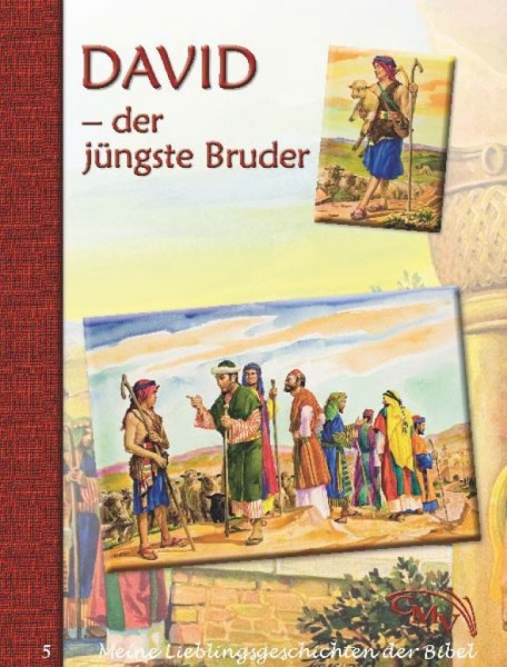 David - der jüngste Bruder (5)