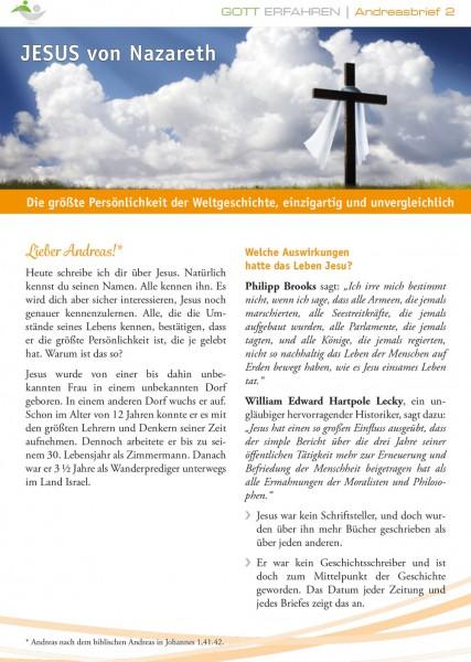 02. Jesus von Nazareth