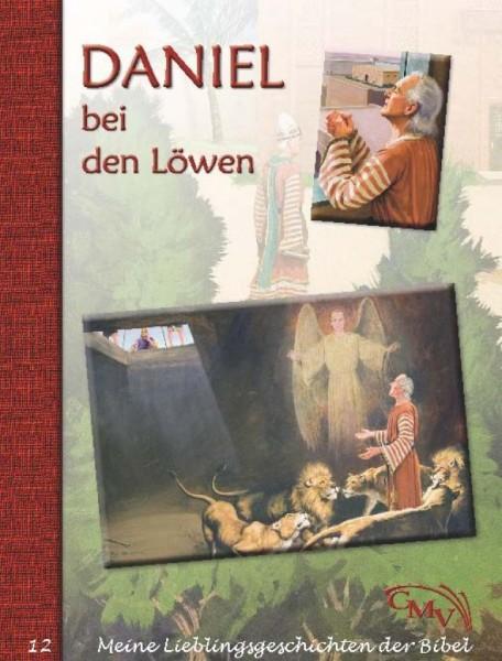 Daniel bei den Löwen (12)