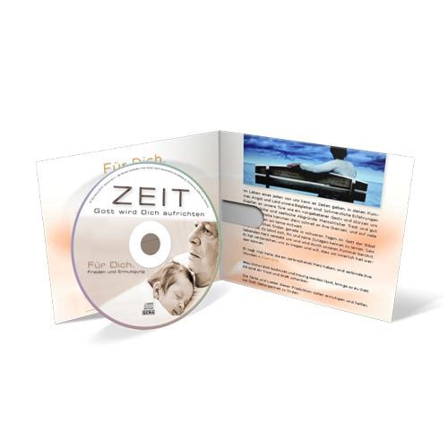 Zeit - Gott wird dich aufrichten - CD