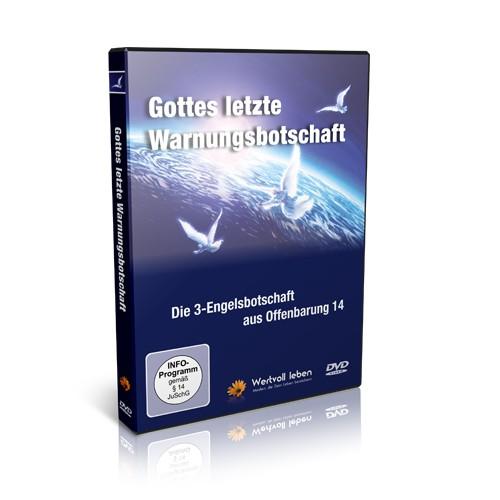Gottes letzte Warnungsbotschaft - DVD
