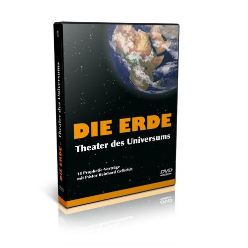 DIE ERDE - Theater des Universums - DVD