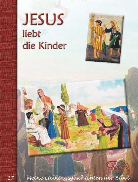 Jesus liebt die Kinder (17)