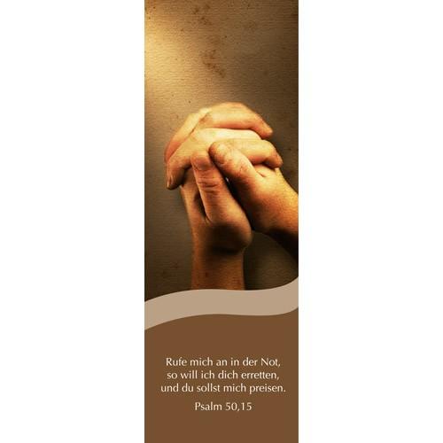 Lesezeichen 04 - Beten, reden mit Gott